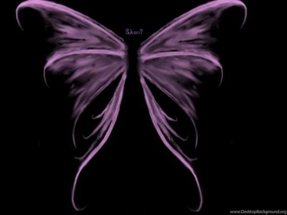Purple Fairy Wallpapers Hd Wallpapers Pretty Desktop Background Medium