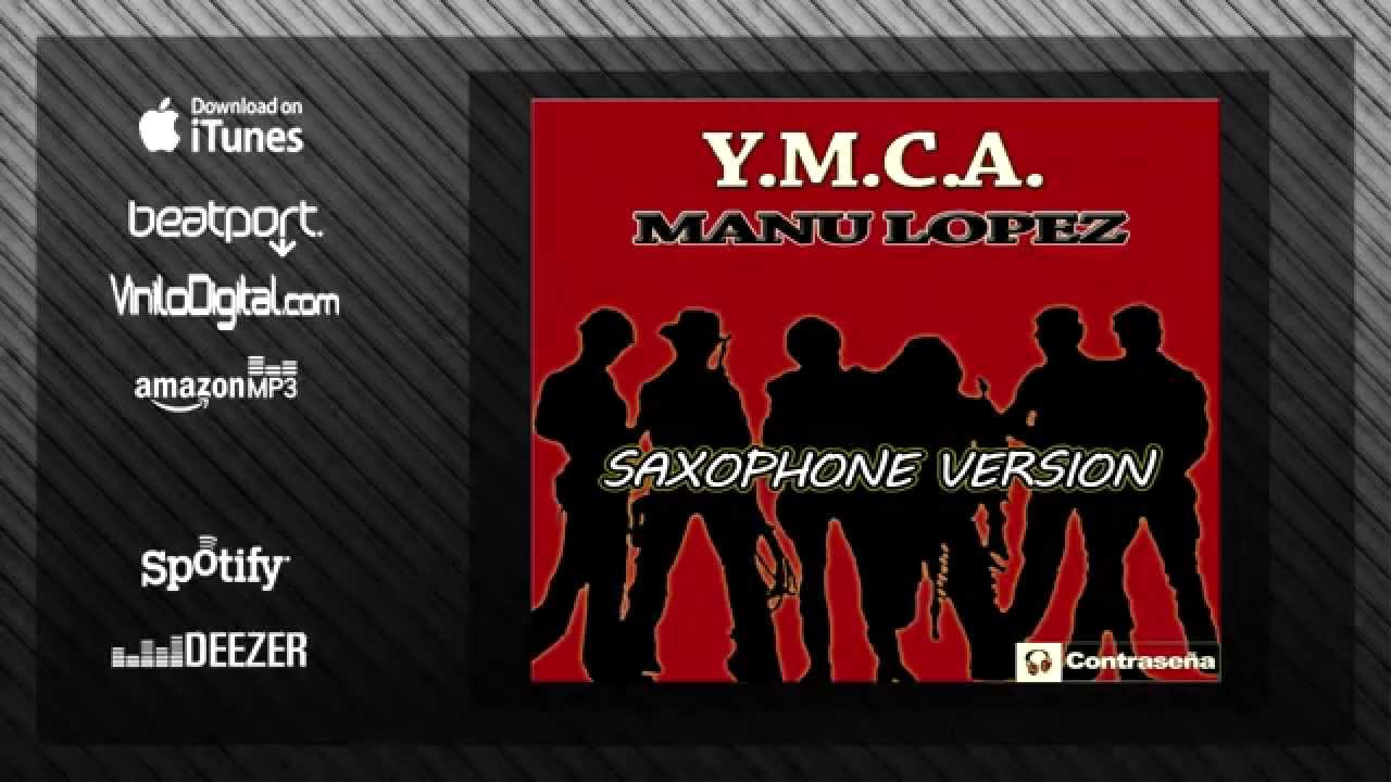 Ymca Village People Saxophone Instrumental Music Party Hit Ymca Medium