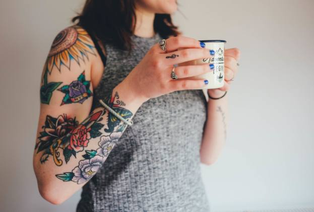 5 Natural Treatments That Heal Tattoos Quickly So Your Ink Stays Medium