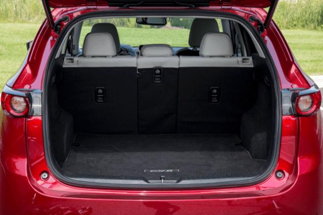 Mazda Cx 5 Cargo Space Dimensions New Car Release 2019 2020 Medium