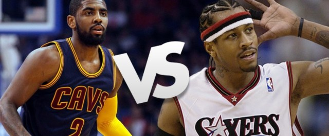 Allen Iverson Vs Kyrie Irving How Close Really Is The Comparison Medium