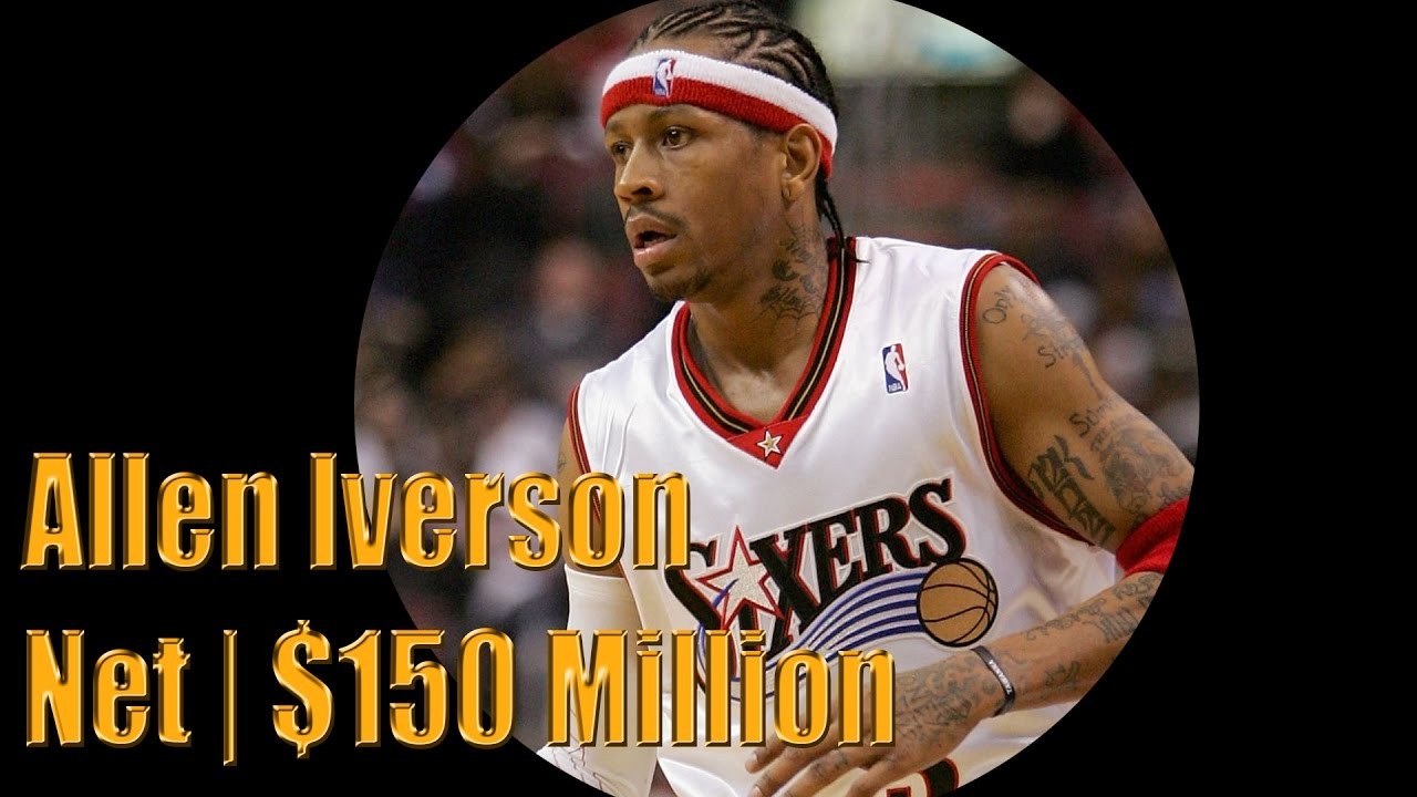 Allen Iverson Net Worth 150 Million Nfx Lifestyle Youtube Medium