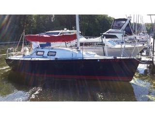 1984 Formula Yachts Evelyn 26 Sailboat For Sale In New York Small