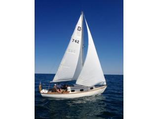 1980 Cape Dory 25 Sailboat For Sale In Illinois Small
